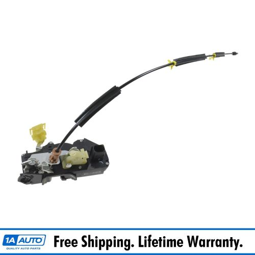 small resolution of oem 25876387 power door lock actuator latch front right for chevy gmc cadillac