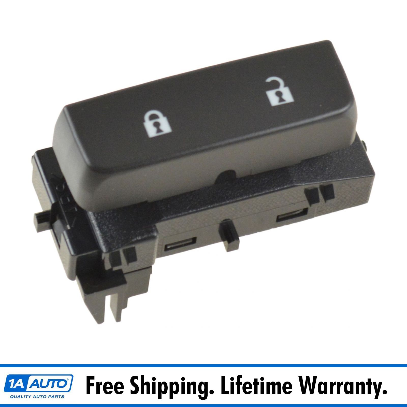 hight resolution of details about oem 15804094 power door lock switch front right rh for silverado sierra truck