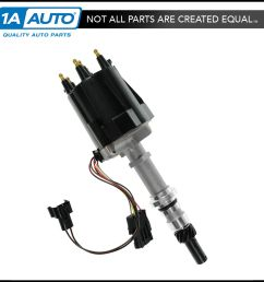details about ignition distributor for 82 95 2 8l v6 s10 blazer s15 jimmy cherokee camaro [ 1600 x 1600 Pixel ]