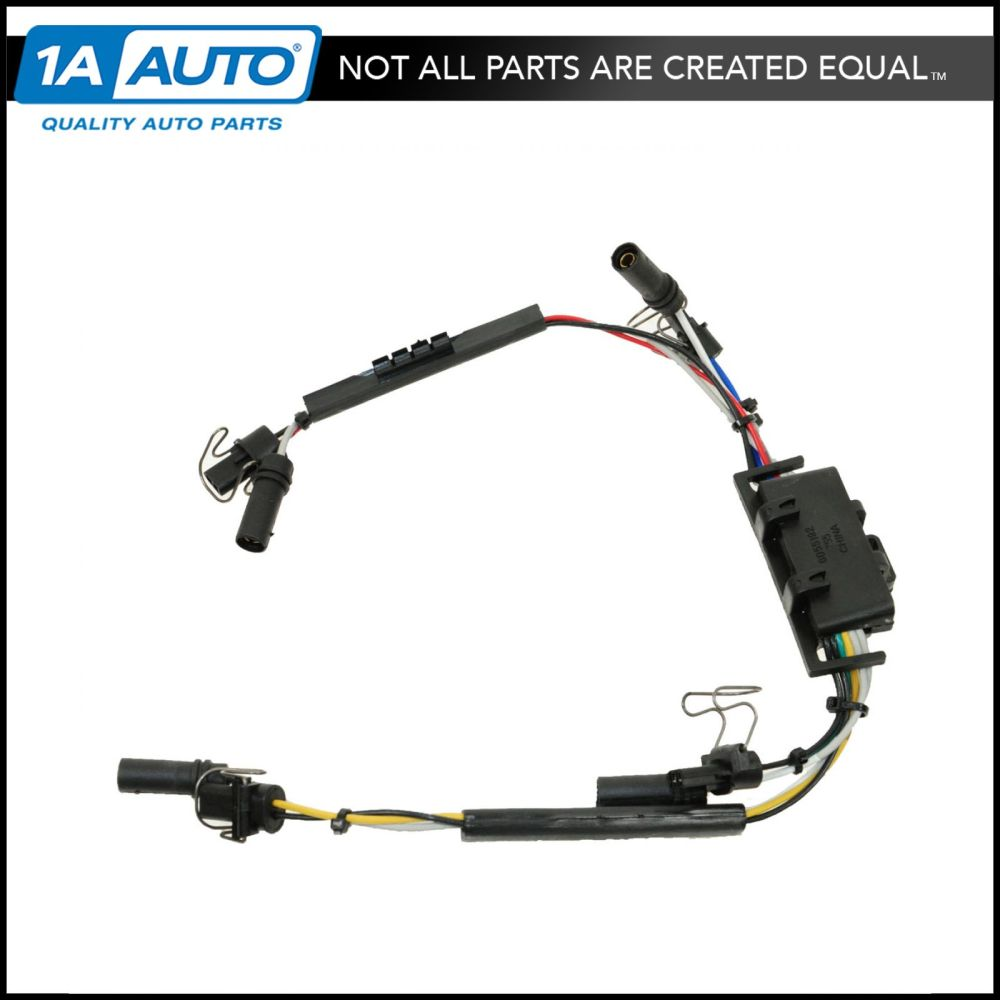 medium resolution of 1999 03 ford pickup truck fuel injector and glow plug harness for models with v8