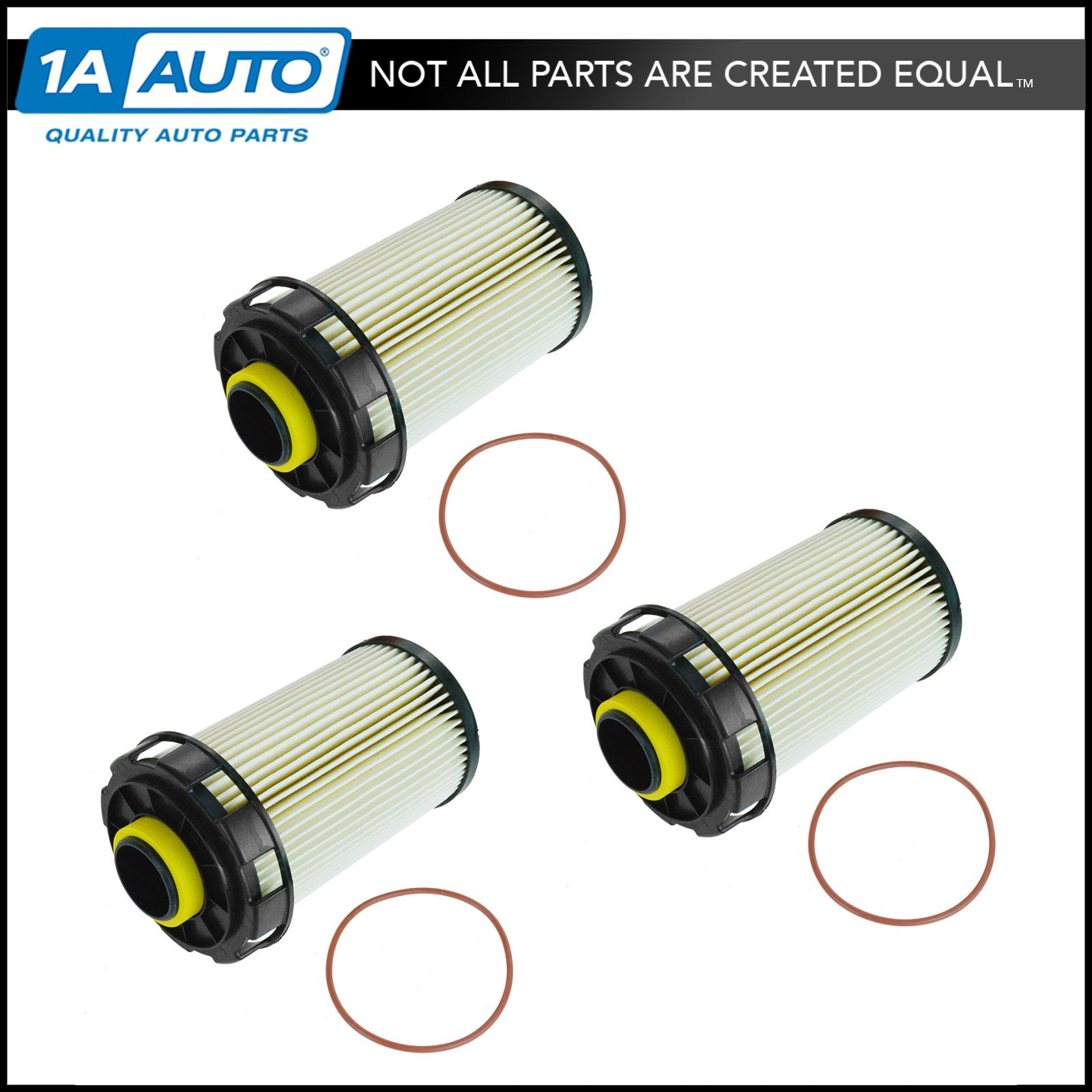 hight resolution of fuel filter replacement set of 3 for dodge ram 2500 3500 4500 5500 turbo diesel