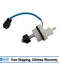 oem 12639277 updated fuel filter water sensor for chevy silverado gmc sierra new [ 1600 x 1600 Pixel ]