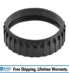 details about oem 12511963 fuel filter nut molded plastic 6 5l diesel for chevy gmc brand new [ 1600 x 1600 Pixel ]