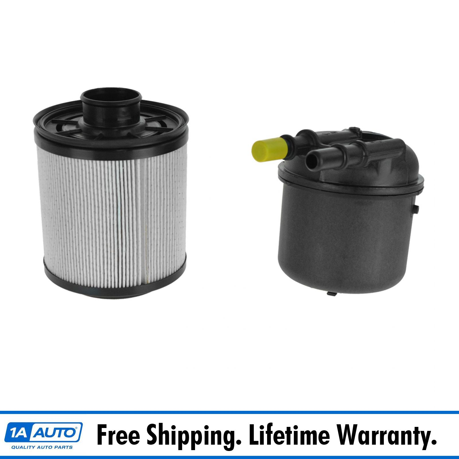 hight resolution of motorcraft fd 4615 fuel filter diesel for ford f250 f350 f450 f550 new
