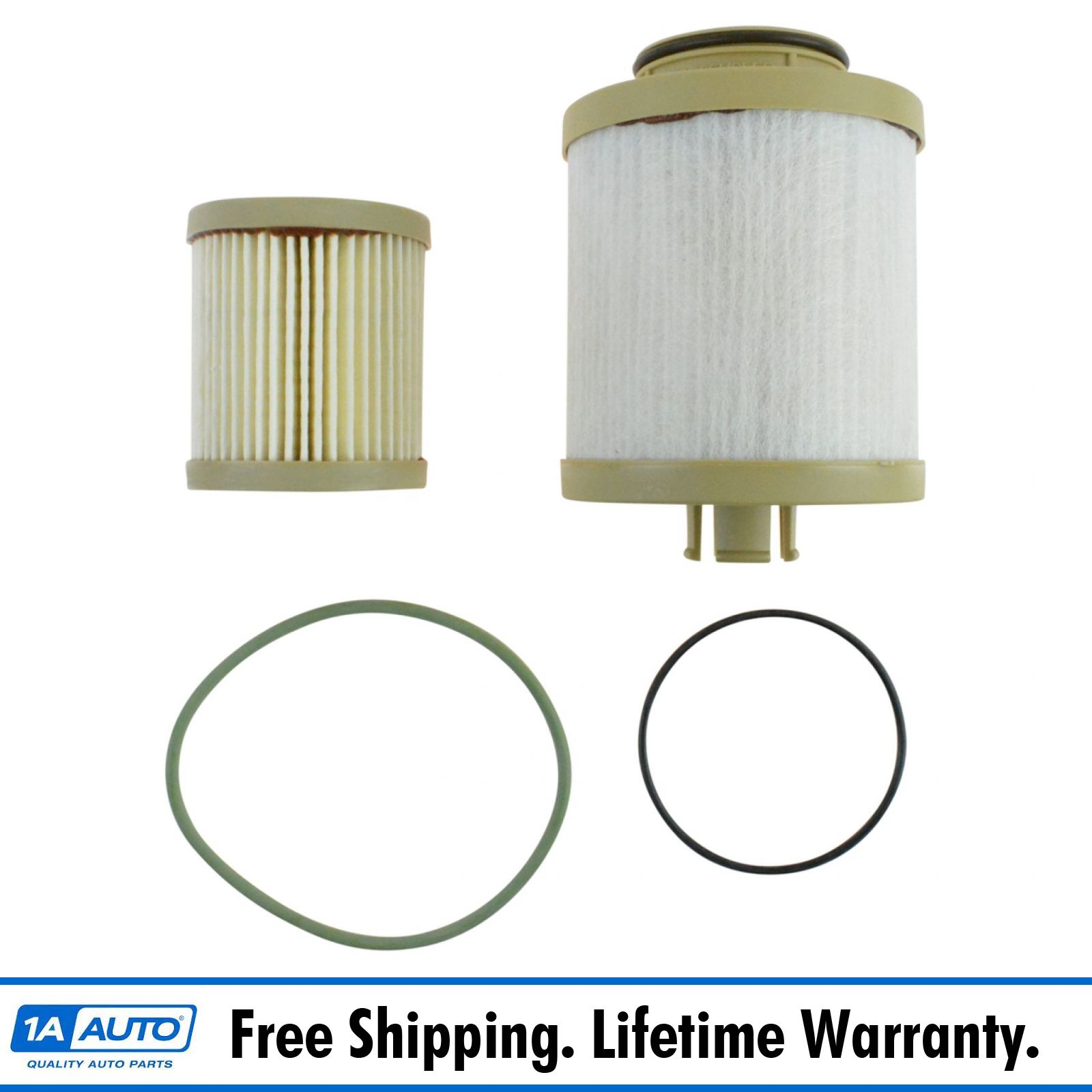 hight resolution of motorcraft fd4616 fuel filter for 03 07 ford super duty 6 0l