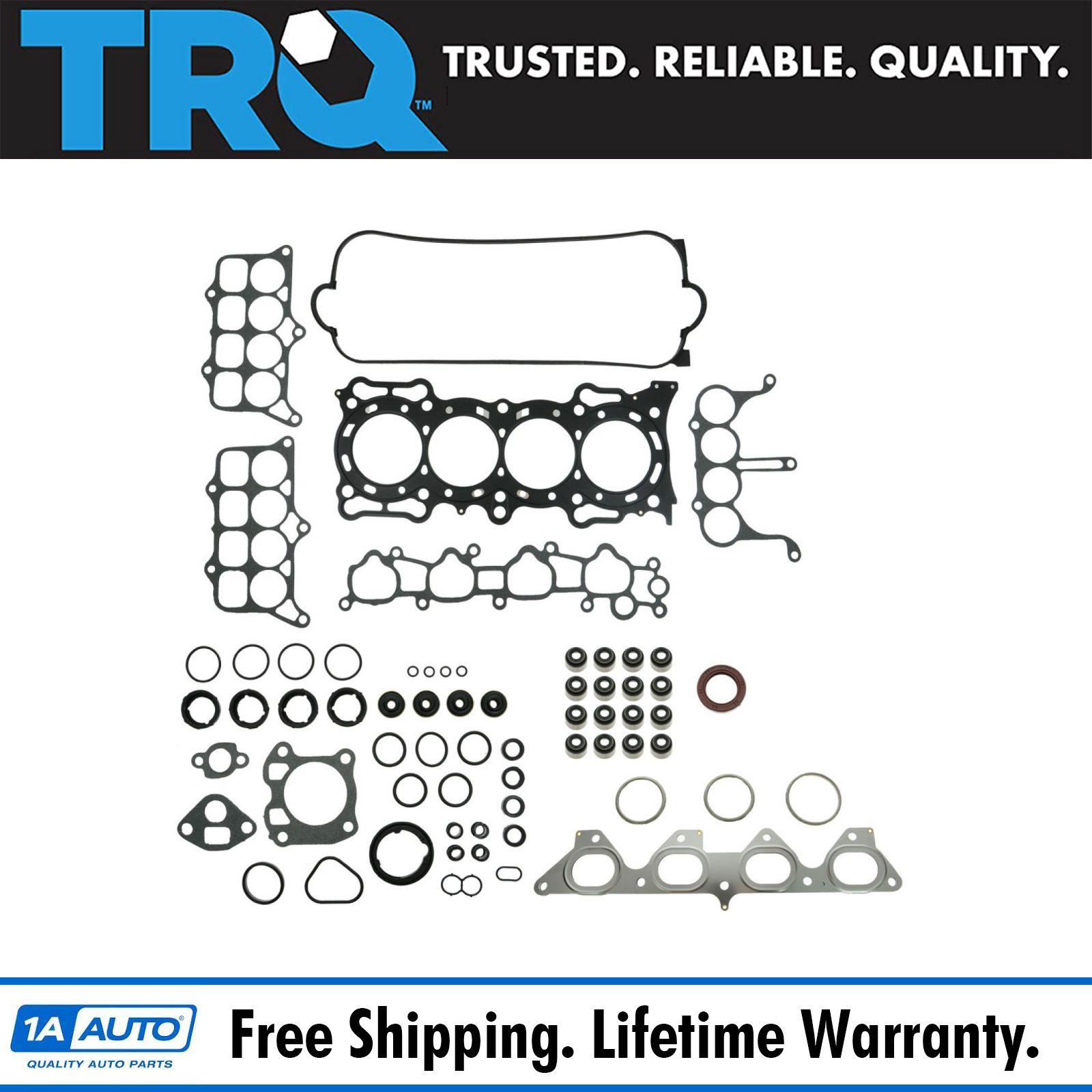 Engine Head Gasket Kit Set NEW for Honda Accord Prelude 2