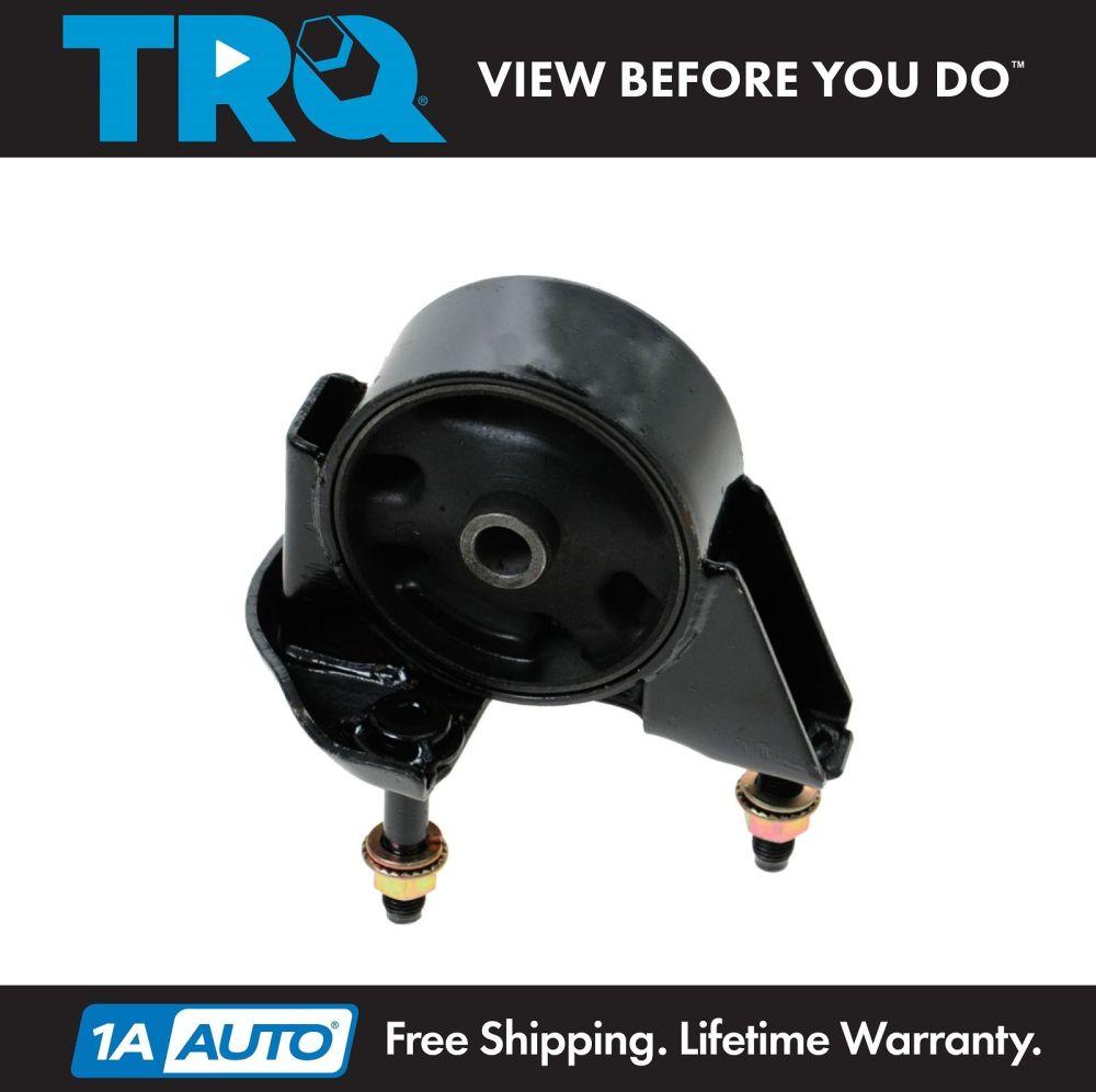medium resolution of rear engine motor mount for toyota corolla geo prizm 1 6l
