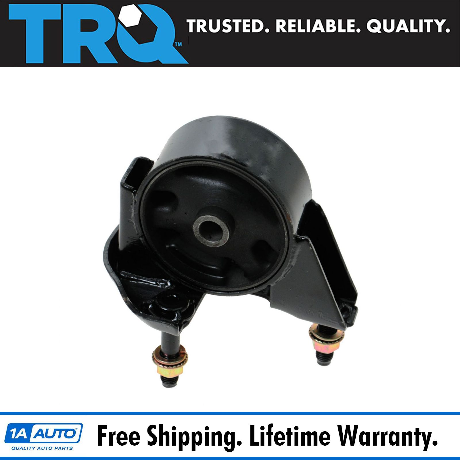 hight resolution of rear engine motor mount for toyota corolla geo prizm 1 6l