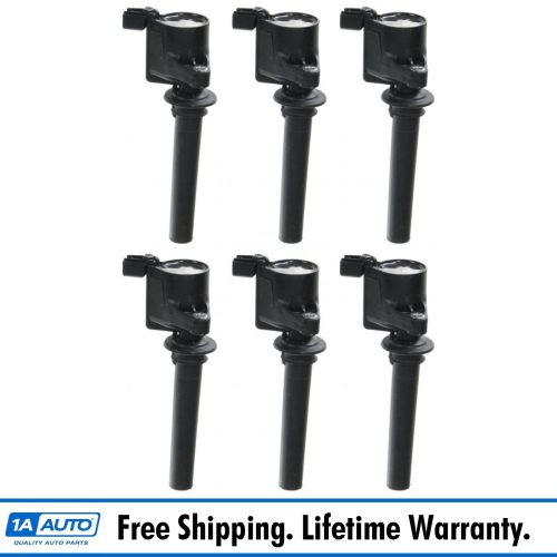 small resolution of motorcraft dg513 ignition coils kit set of 6 for ford mazda mercury 3 0l v6 new