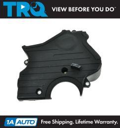 lower bottom engine timing belt cover for santa fe sonata tiburon tucson v6 [ 1600 x 1600 Pixel ]