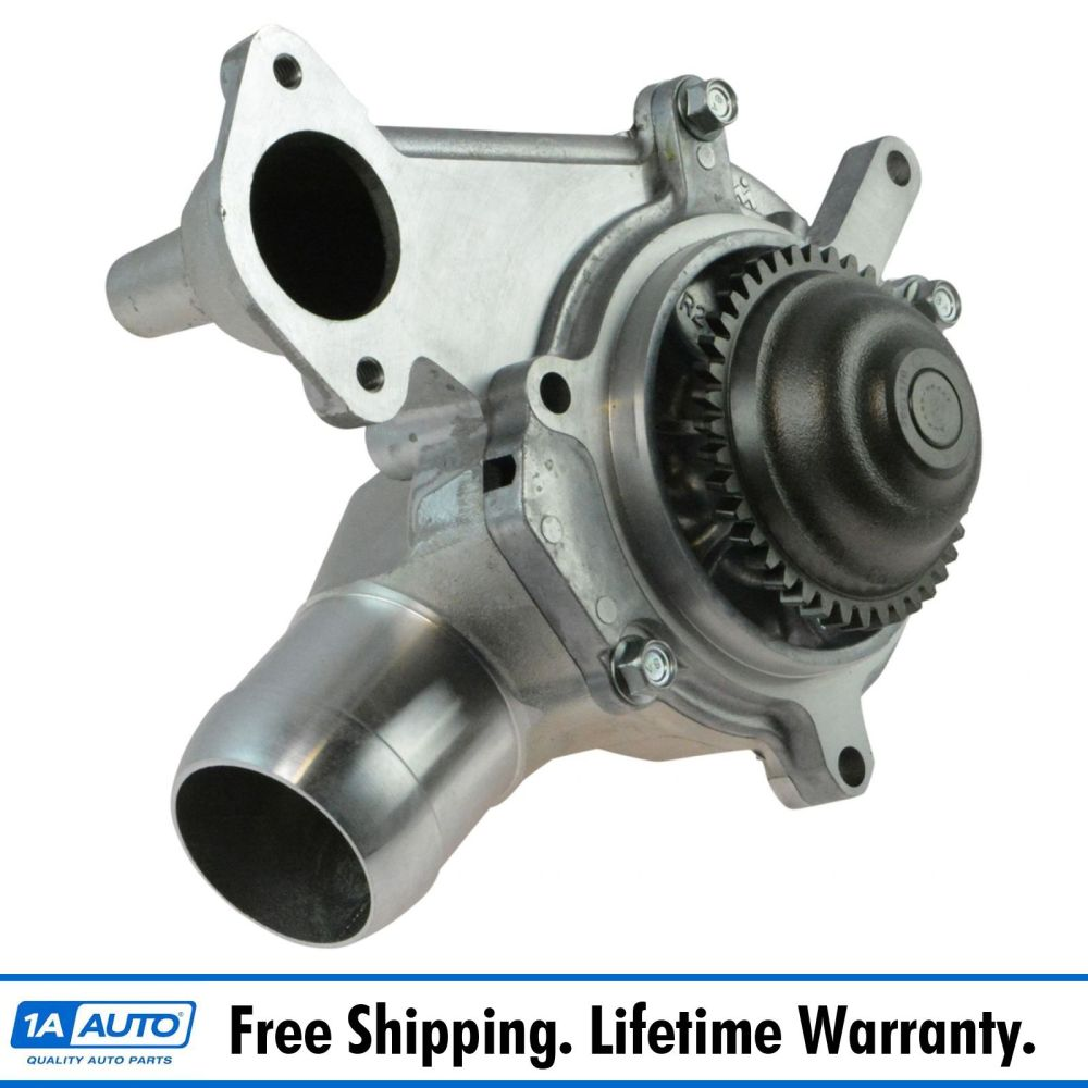 medium resolution of details about ac delco 251 748 engine water pump for chevy gmc pickup truck van 6 6l diesel