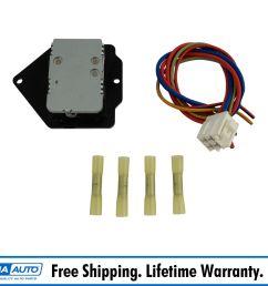 ac blower motor resistor wiring harness wiring diagram sort ac wiring harness to resistor [ 1200 x 1200 Pixel ]