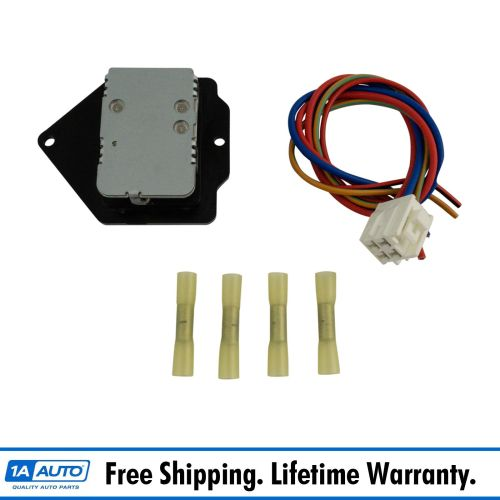 small resolution of details about dorman 973 5095 heater ac blower motor resistor w harness for internationalac blower motor