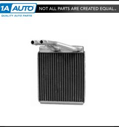 ford f150 f250 expedition heater core front f65z18476aa [ 1200 x 1200 Pixel ]