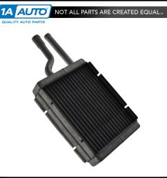 replacement heater core for ford lincoln mercury with ac a c air conditioning [ 1600 x 1600 Pixel ]