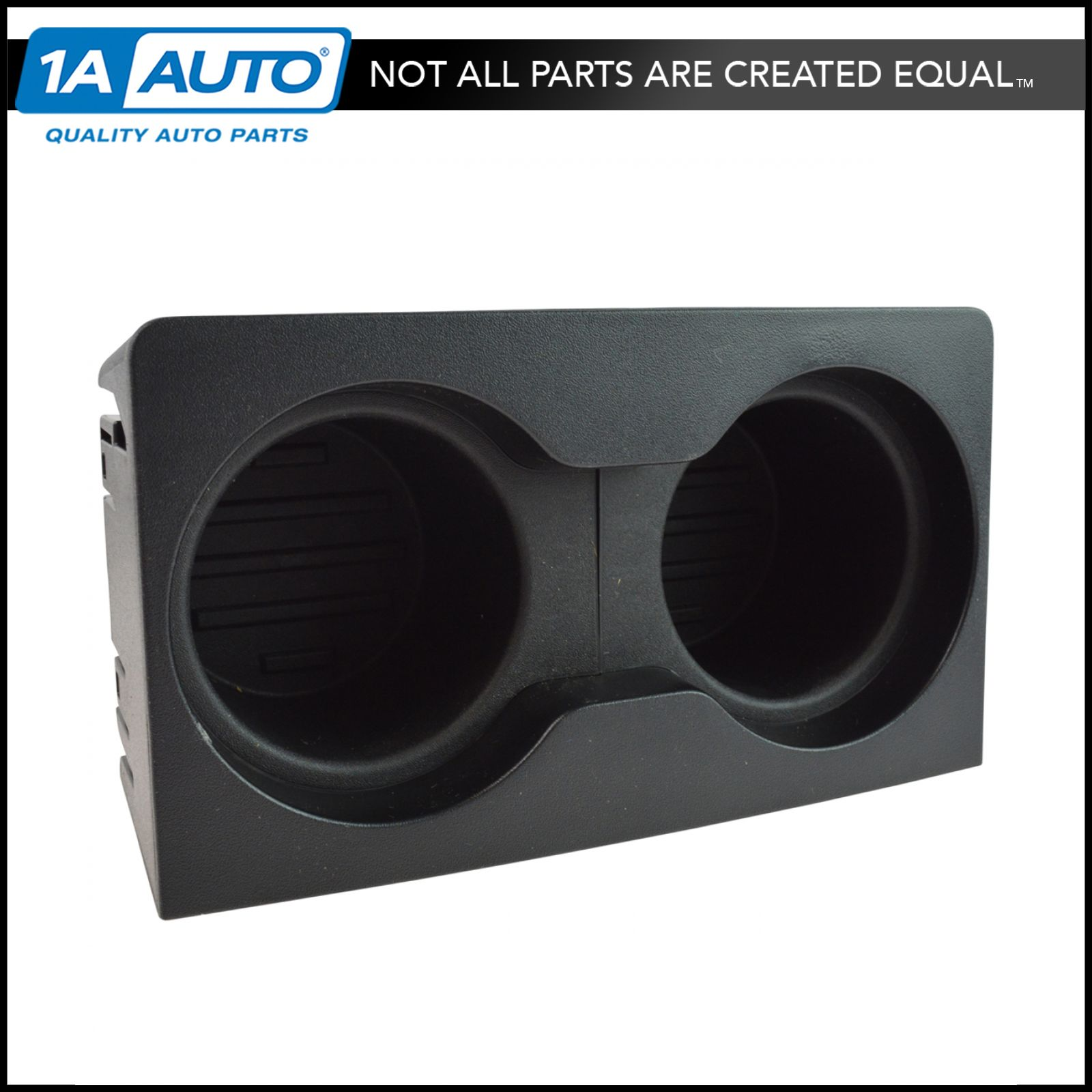 hight resolution of oem bc3z 7813562 aa center console cup holder black for ford super duty pickup