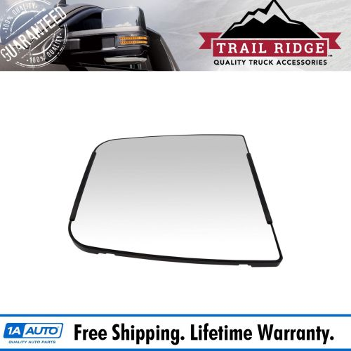 small resolution of mirror glass with backing plate manual for chevy silverado gmc sierra 3500