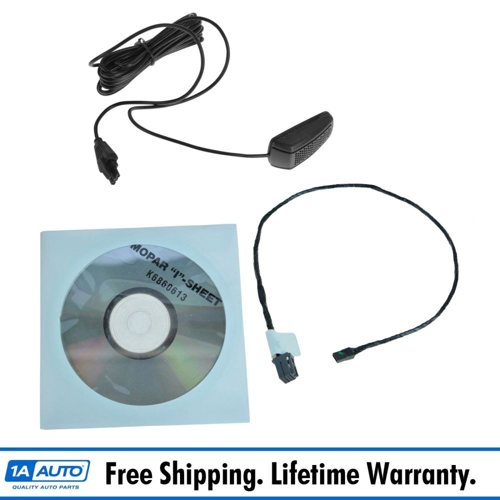 medium resolution of details about mopar mygig rer navigation blue tooth microphone kit for liberty grand cherokee