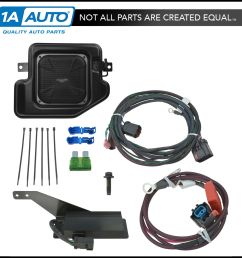 details about oem 77kick44 10 inch kicker subwoofer speaker kit for dodge ram pickup truck new [ 1600 x 1600 Pixel ]