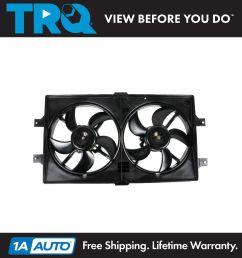 chrysler dodge 300m intrepid lhs cooling fan motor [ 1600 x 1600 Pixel ]
