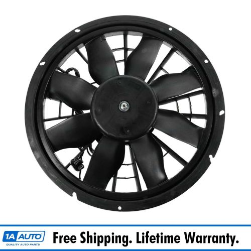 small resolution of radiator cooling fan assembly for volvo s90 v90 740 940 960