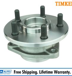details about timken 513084 4x4 4wd front wheel hub bearing lh or rh for jeep wrangler [ 1600 x 1600 Pixel ]