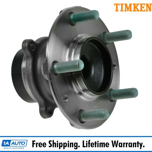 small resolution of details about timken ha590360 front wheel hub bearing for 09 11 mazda rx 8 rx8 w dsc 5 lug