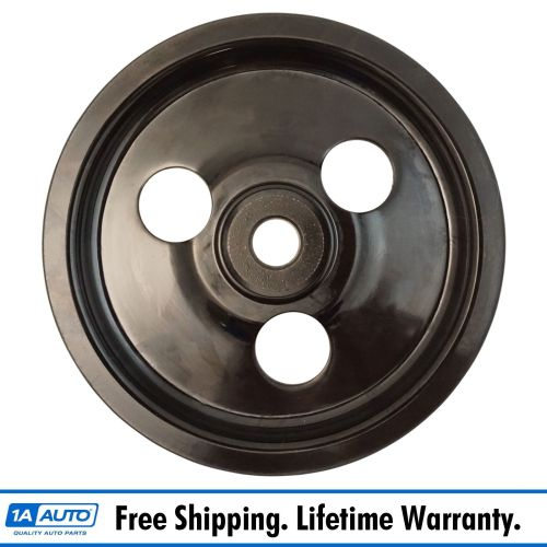 small resolution of power steering pump pulley for 93 98 jeep grand cherokee v8