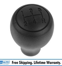 ford shifter knob 5 speed manual transmission for bronco explorer f150 f250 f350 [ 1600 x 1600 Pixel ]