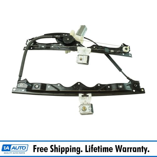 small resolution of details about front power window regulator motor assembly rh rf side for grand cherokee new