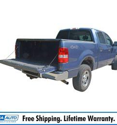 details about tonneau cover lock roll for chevy gmc isuzu canyon colorado 6ft short bed [ 1600 x 1600 Pixel ]