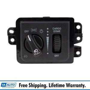 Headlight Fog Light Switch for Dodge Ram Pickup 1500 2500