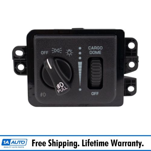 small resolution of headlight fog light switch for dodge ram pickup 1500 2500 3500