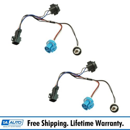 small resolution of dorman headlight wiring harness side pair for chevy cobalt pontiac g5 pursuit