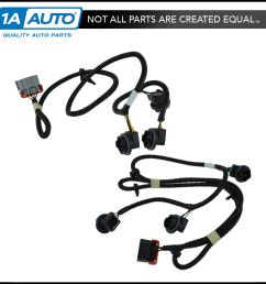 details about oem tail light lamp wiring harness pair lh rh sides for chevy gmc pickup truck [ 1200 x 1200 Pixel ]