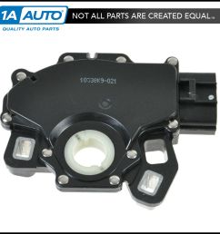 neutral safety switch 11 pin new for ford van truck suv w 4r100 transmission [ 1600 x 1600 Pixel ]