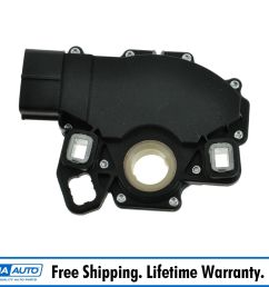 at automatic transmission neutral safety switch for ford lincoln mercury mazda [ 1600 x 1600 Pixel ]