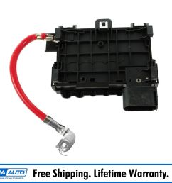 power distribution fuse block box for vw volkswagen beetle golf jetta eos [ 1600 x 1600 Pixel ]