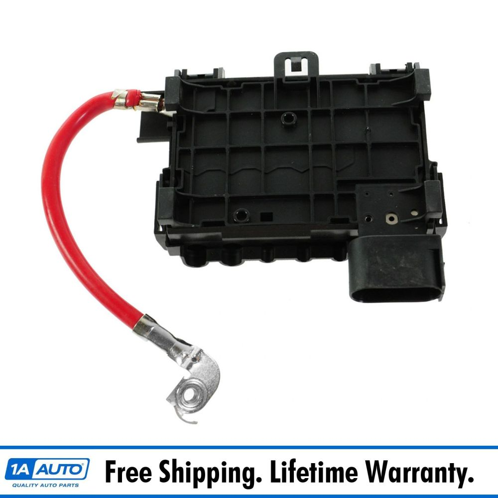 medium resolution of power distribution fuse block box for vw volkswagen beetle golf jetta eos