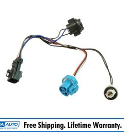 dorman headlight wiring harness or side for chevy cobalt pontiac g5 pursuit [ 1600 x 1600 Pixel ]