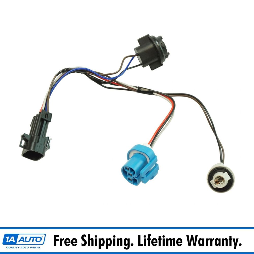 medium resolution of dorman headlight wiring harness or side for chevy cobalt pontiac g5 pursuit