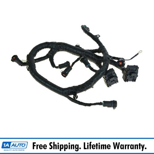 small resolution of details about oem fuel injector wiring harness for 05 07 ford diesel truck