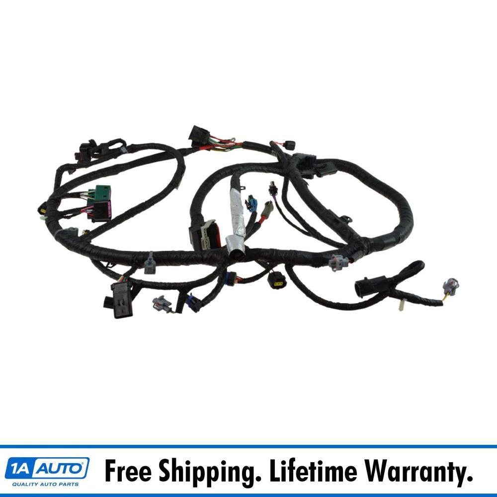 medium resolution of oem diesel engine wiring harness for 04 ford f250 f350 f450 04 05 excursion 6 0l