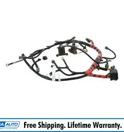 oem f81z12b637fa main engine wiring harness for super duty pickup truck suv new [ 1600 x 1600 Pixel ]