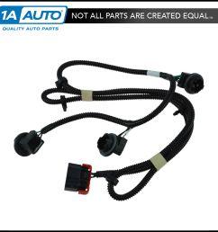 oem tail light lamp wiring harness rh passenger for chevy silverado gmc sierra [ 1600 x 1600 Pixel ]