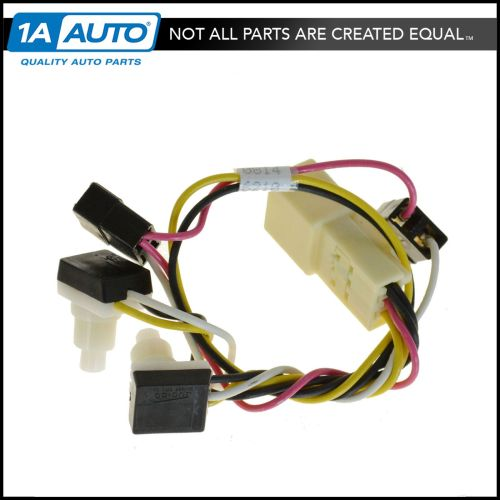 small resolution of details about oem overhead console map light wiring harness switches for dodge ram new