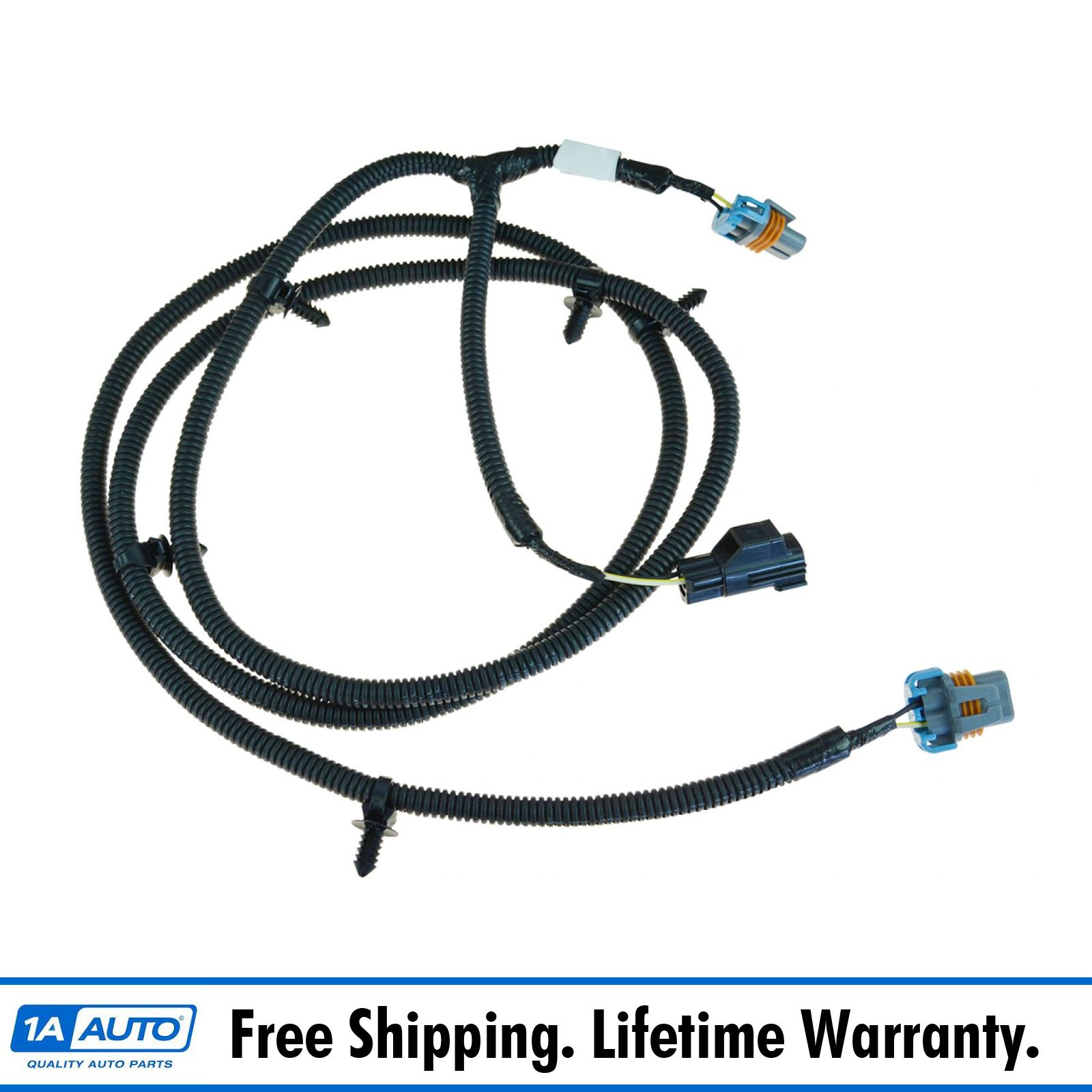 hight resolution of mopar fog light wiring harness lh left rh right for dodge ram 1500 2004 dodge ram