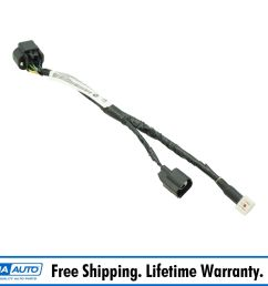 oem 68189124ac rear view back up camera harness for ram pickup truck brand new [ 1600 x 1600 Pixel ]