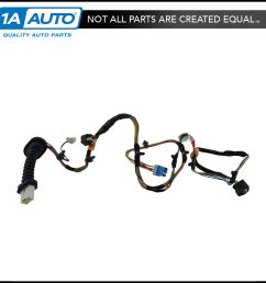 oem 56051393ac rear door wiring harness for 06 09 dodge ram mega cab mopar [ 1600 x 1600 Pixel ]