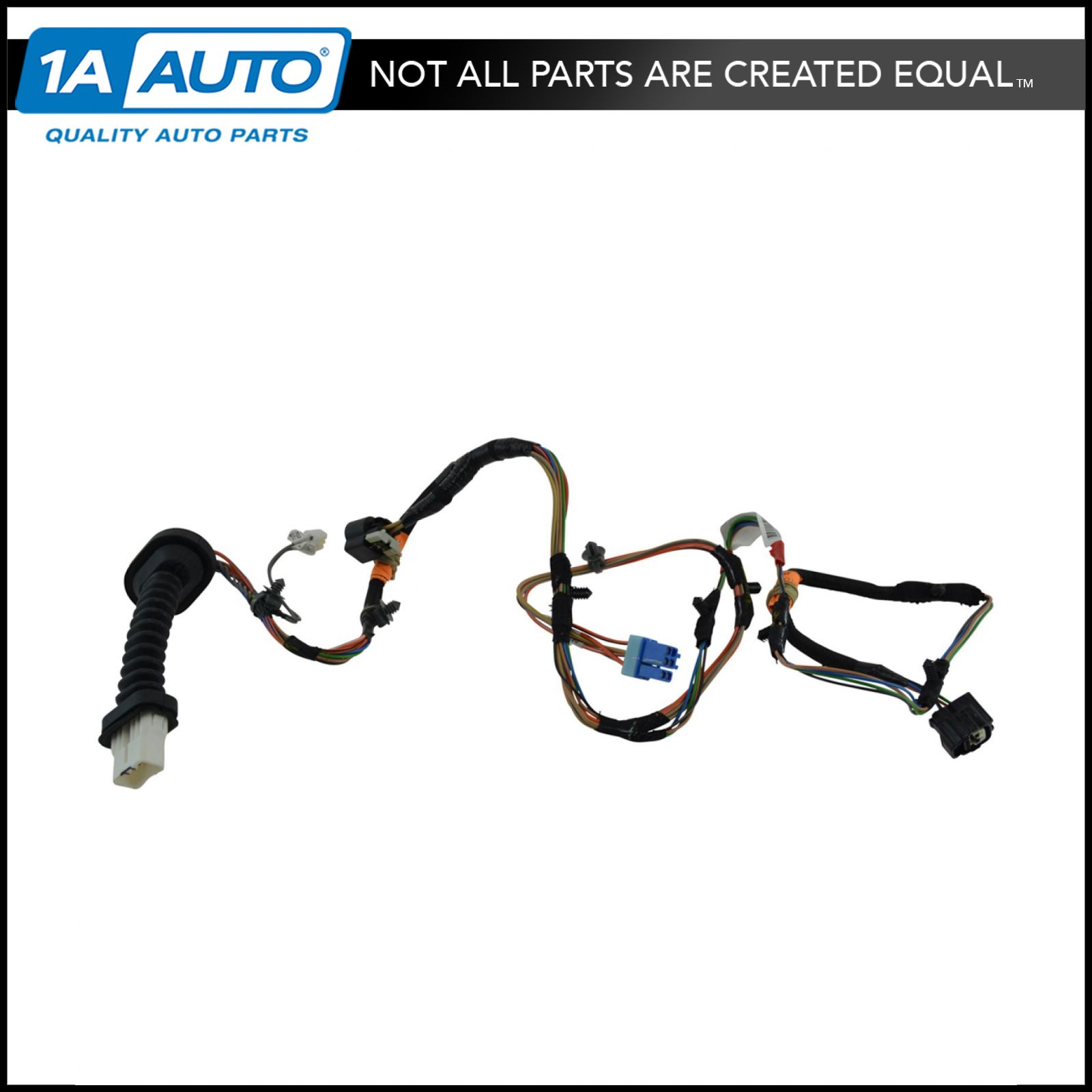 hight resolution of oem 56051393ac rear door wiring harness for 06 09 dodge ram mega cab mopar